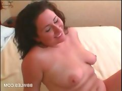 Bbw lesbo sweetie gets pink muffin..