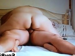 Spying on bbw friend with benefits