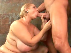 Billy glide fuck with very fat..