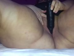 Masturbation and moans