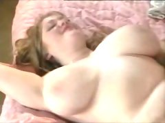 Fat ass big tit plumper sucks & fucks