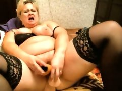 Russian mature cam show